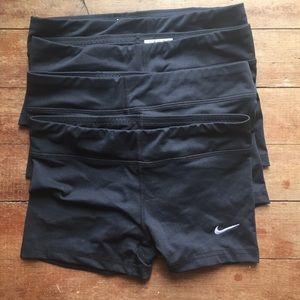 Lot of Spandex Shorts
